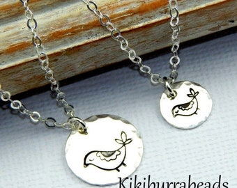 Mothers Day Sale Mother And Daughter Necklace,Mother Bird And Baby Bird Necklace Set,Mothers' Necklace,Mothers Day