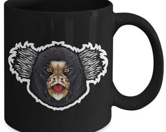 Sagui Monkey Marmoset Primate Coffee Mug