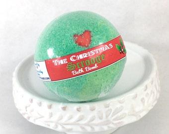 CHRISTMAS SCROOGE Bath Bomb, 2.3 oz