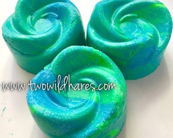 EMERALD SEA SALT soap, 4.5 oz