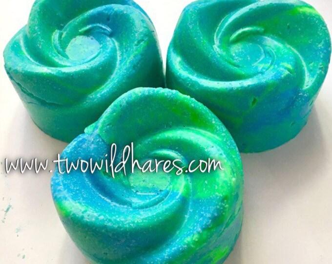 EMERALD SEA SALT soap, 4.5 oz