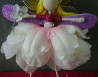 Handmade Fairy Princess Doll