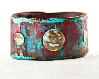 Turquoise Jewelry Bracelet Women's Wrist Cuffs