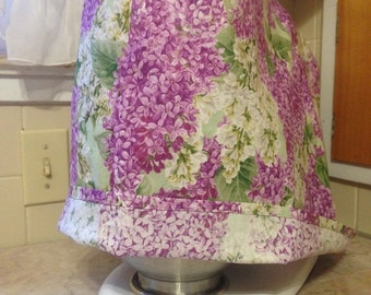 Lilac Kitchen Mixer Small Appliance Cover Ready To Ship Next Business Day