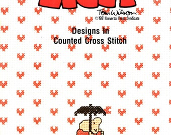 Ziggy Looks Like Love Good Day Congratulations Happy Birthday Counted Cross Stitch Embroidery Craft Pattern Leaflet 5075