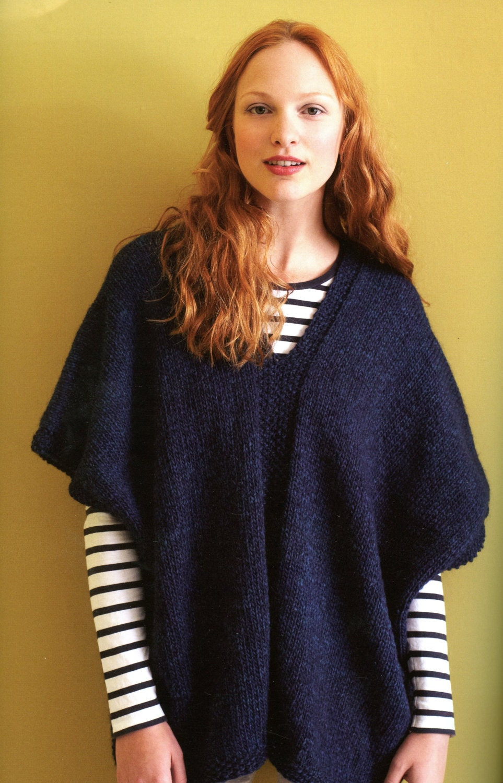 simply glen debbie bliss knitting pattern book 6 designs for