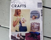 McCall's Crafts Pattern 2270 Dog Beds