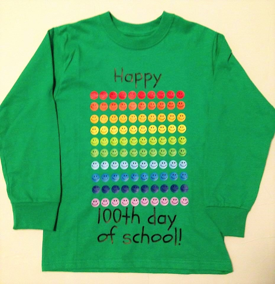 100th Day Of School Shirts Ideas