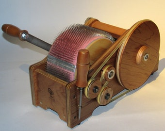 Ashford Drum carder 2 speed Previously Owned