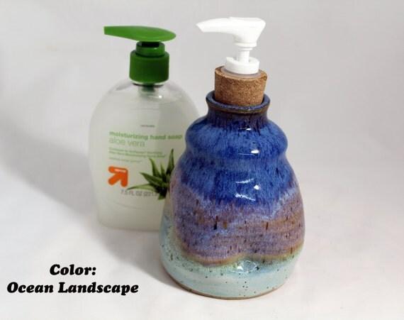 Liquid Soap Dispenser In 5 Colors