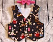 Reserved for Winston123 Boys Easter Vest and Bow Tie Size 5
