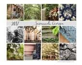 Savannah Georgia, 2017 Desk Calendar, Stocking Stuffer, Travel Photography, 5x7 Loose Leaf Calendar, Hostess Gift, For Her, Gift Under 25