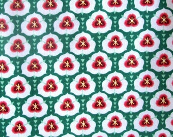 In The Beginning Americas Garden Deco State Utah Sego Lily - 1 Yard, 1/2 Yard, and Fat Quarters                        04/2017