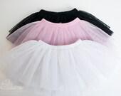 Soft tulle mesh skirts for Super Dollfie Feeple60 Moe Volks Luts Soom Fairyland SD