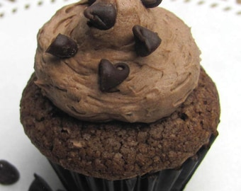 Chocolate Brownie Mini Cupcake