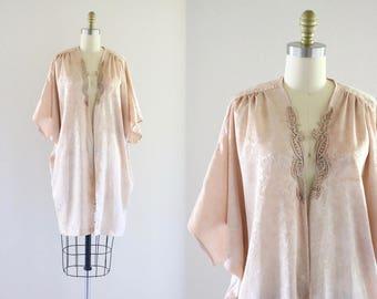 blush summer kimono