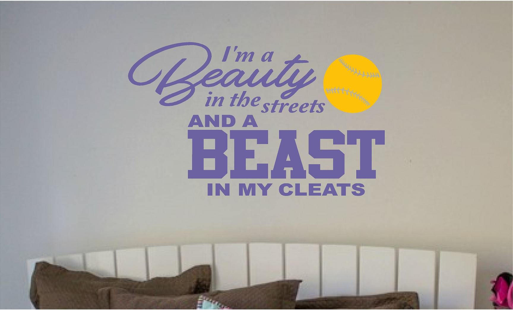 Im a beauty in the streets and a beast in my cleats zoom amipublicfo Choice Image