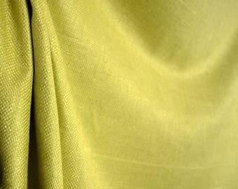 Rafeal Grass Upholstery Linen Fabric