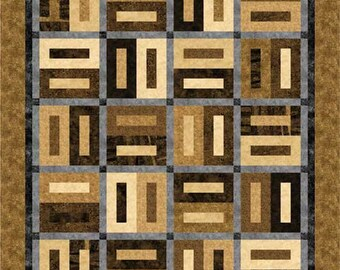 Fair Play Quilt Pattern from Plum Tree Quilts - 3 Sizes