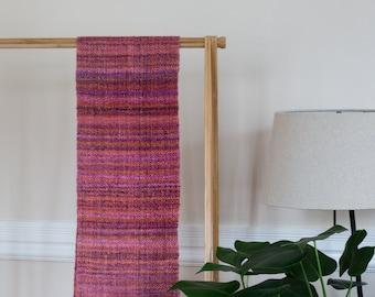 Handwoven Shawl - Merino Blended Wool