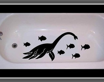 Dinosaur Non Skid Bathtub Decal