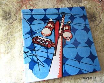 Handbound Art Journal Watercolour Sketchbook - Pender