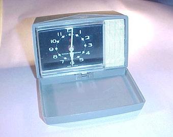 General Electric Trip Mate Electric Travel Alarm Clock