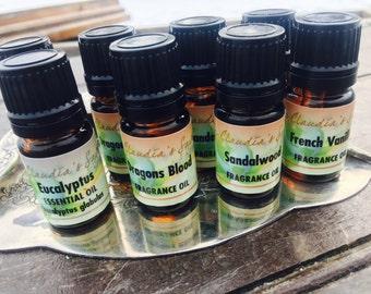 French vanilla fragrance oil