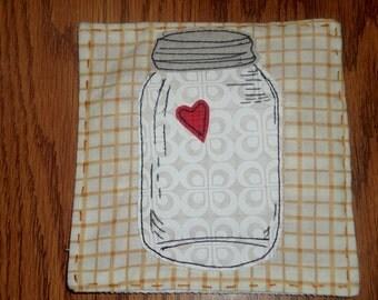 Applique Jar Opener, Kitchen helper, grips jar for easy opening