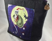 Nightmare Before Christmas small project bag
