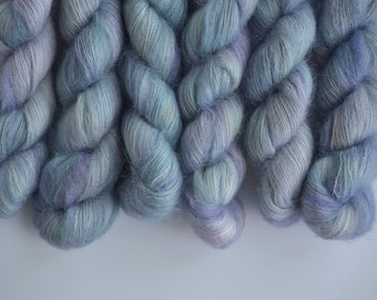 Muscari - mohair lace
