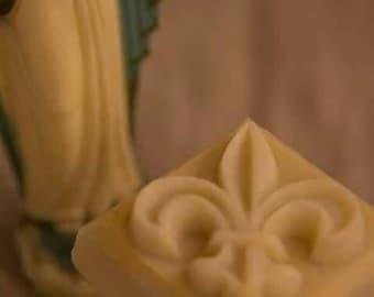 Fleur de Lis soap GRADUATION GIFT