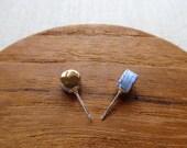 Full Moon Stud Earrings...