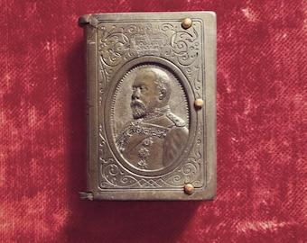 King Edward Vll Coronation Vesta Match Case.