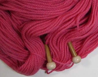 Teaberry Organic Merino Yarn