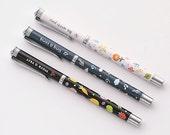 1 Pcs Gel Ink Pen - Students Gel Ink Pen  - Kawaii Pen