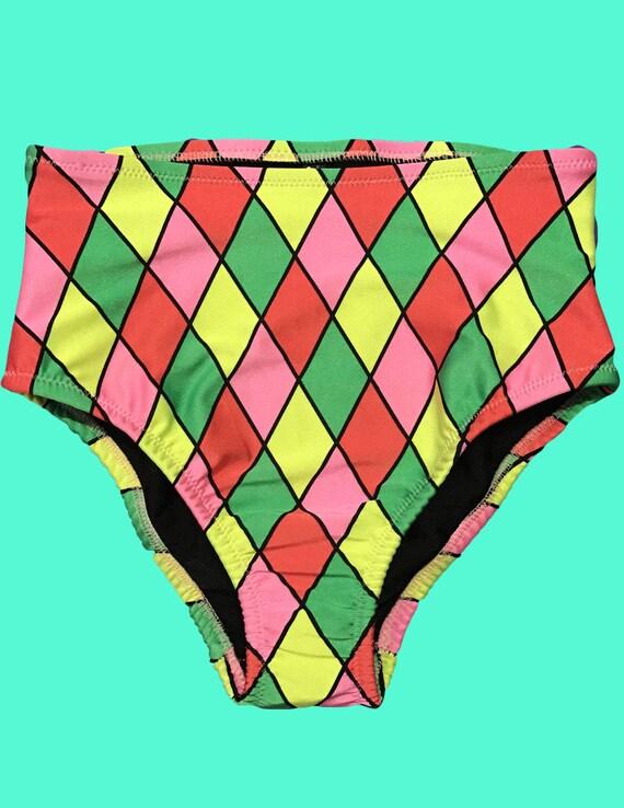 NEW Jamberry High Waisted Cheeky Fit Bikini Bottom
