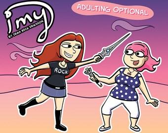 Imy - Adulting Optional
