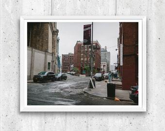 Brooklyn, Dumbo, New York City, Unframed Fine Art Photograph