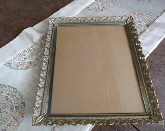 Antique 11x9 inch Picture Frame