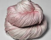 Maiden Easter Egg OOAK - Merino/Silk Fingering Yarn Superwash