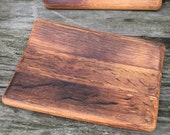 small tray from reclaimed wine barrel staves