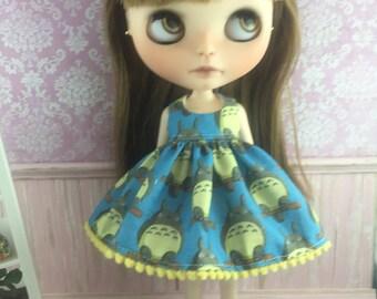 Blythe Dress - Totoro