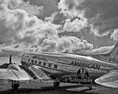 Custom Order for T. Lee - American DC-3