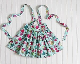 Cupcake Suspender Skirt