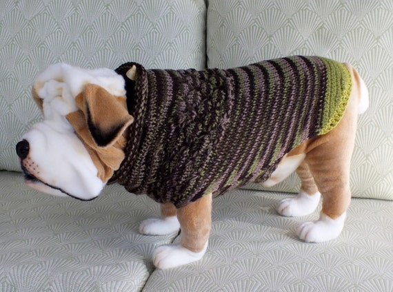 English Bulldog Sweater