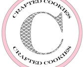 Custom Listing for Kayla - 5 dozen Peppa Pig & George Cookie NIbbles