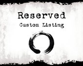 Reserved for Psyche in Ohio, Spiral & Moon Copper Ring, Metal Stamp Copper Ring, Copper Wire Ring, Custom Order
