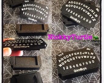 Ouija board resin trinketbox