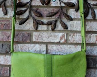 Vintage BILLY BAG London large Crossbody  / Messenger Bag